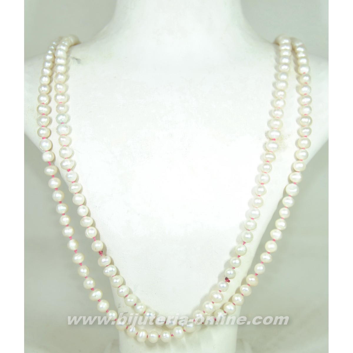 Гердан от речни перли