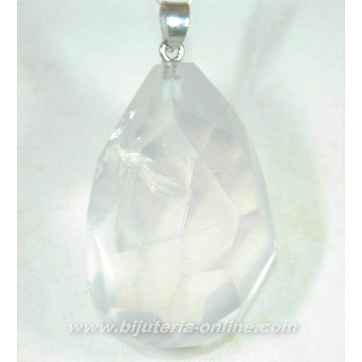 Висулка от планински кристал