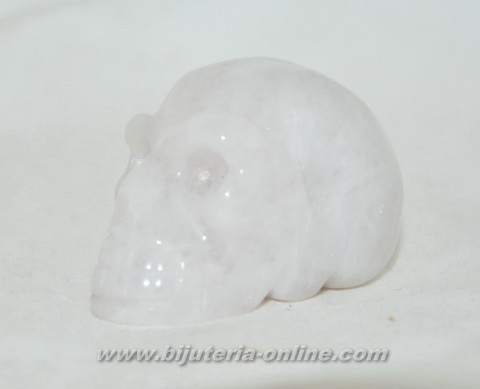 Фигурка череп ахат