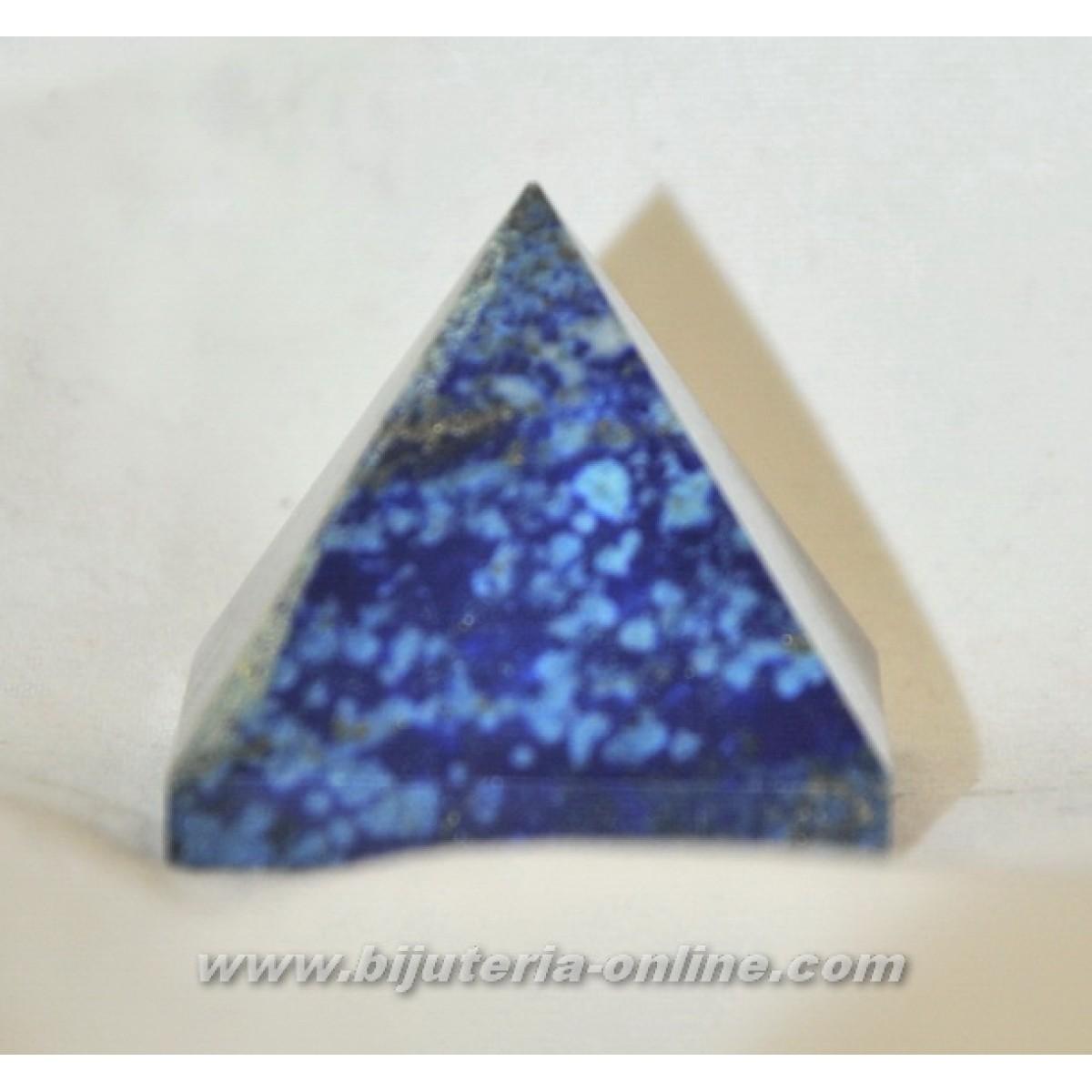 Пирамида от лазурит