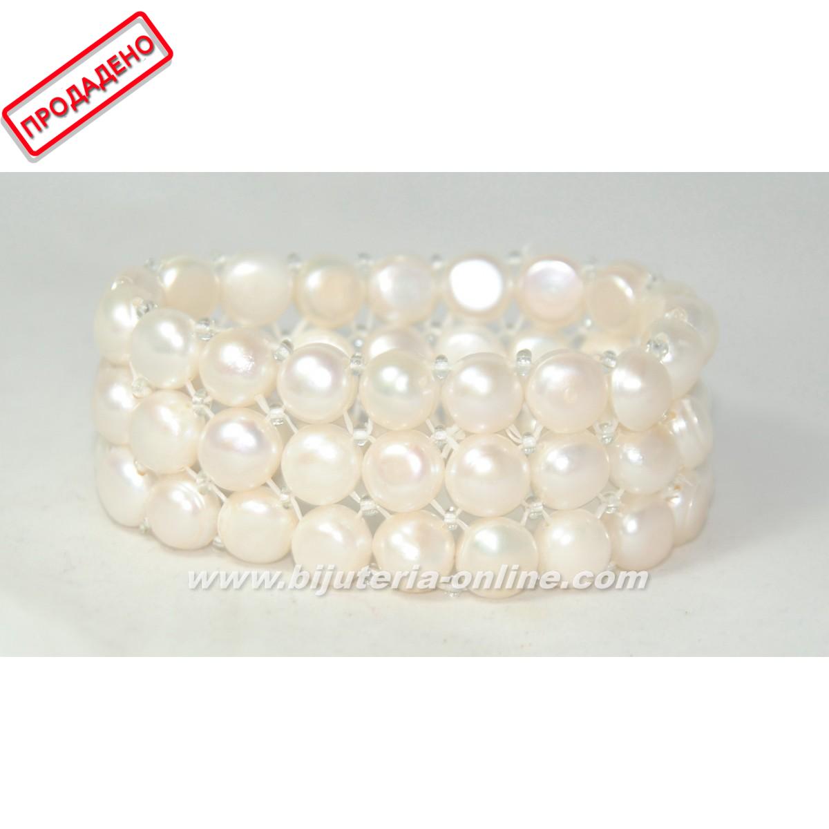 Гривна от перли